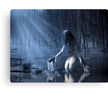 The Siren Canvas Print