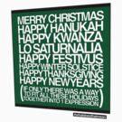 Happy Holidays? by wellastebu