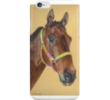 Thoroughbred Portrait iPhone and iPod Cases iPhone Case/Skin
