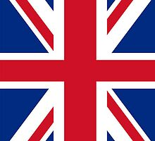 UK Flag by SOIL