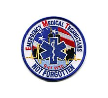 Emergency Medical Technician - New York (911 Commemorative) by SOIL