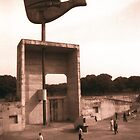 The hand of Man, Chandigarh by Giles Freeman