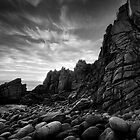 Pinnacles - Phillip Island by Hans Kawitzki