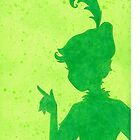 Peter Pan by magzart