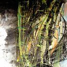 habitat..... bamboo shrouded cave by banrai