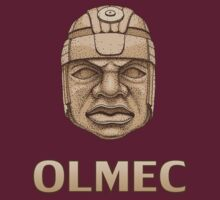 Olmec Head T-Shirt