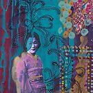 Turquoise Geisha by Bec Schopen