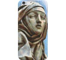 St Catherine iPhone Case iPhone Case/Skin