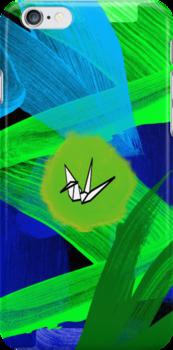 painter's stroke by Cranemann