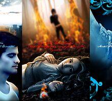 Book cover Concepts - Dimitri & Adara by Adara Rosalie