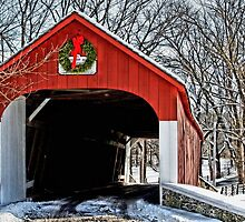 A Bucks County Bridge by djphoto