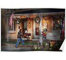 Cafe - Clinton, NJ - Bistro Bakery  Poster