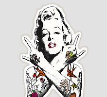Punk Marilyn by Tiffany Garvey