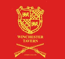 "The Winchester Pub "" Shaun of the Dead""  by BUB THE ZOMBIE"