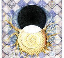 wheel 2: Co-Creative Evolution by Mona Shiber