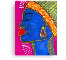 Color Me VIBRANT Canvas Print