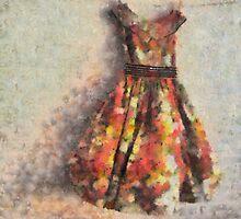 The Empty Dress by leapdaybride