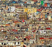 La Habana de Portocarrero by guillermobello