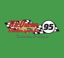 McQueen Motorsports Primary Logo Kids Clothes