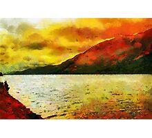 Loch Ness, Scotland Photographic Print