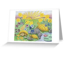 Good Morning Sunshine Greeting Card