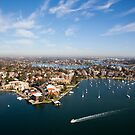 Drummoyne, NSW by Malcolm Katon