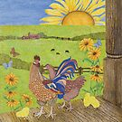 Sunny Sunday by Judy Newcomb