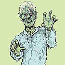 himbo zombie by mattycarpets
