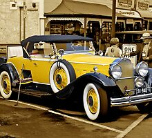 Packard in colour?2 by Dean Wiles