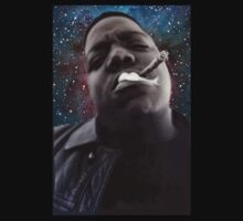 Biggie In Space by ChiefChacon