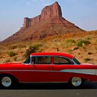 1957 Chevrolet 2 Door BelAir by TeeMack