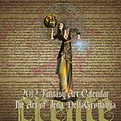 2012 Fantastical Art Calendar by autumnsgoddess