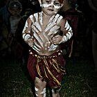 Yulu Burri Bah Dancer by Kat de la Perrelle