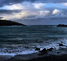 Coffs Harbour - Stormy Afternoon by Nickie