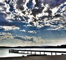 Warner's Bay Jetty by Daniel Rankmore