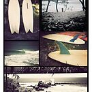Vintage Surf Tripping by Duncan FitzGerald