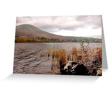 The Lake at Buttermere Greeting Card
