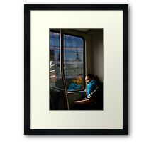 """Asleep in Berlin"" - II Framed Print"