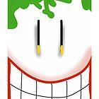 Joker by dreamwall