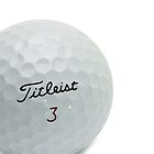 golf ball by david balber