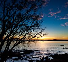 Coles Bay Sunset by Martin Canning