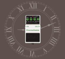 'The Procrastinator' Effects Pedal  - T Shirt Kids Clothes