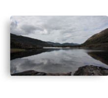 mother natures mirror Canvas Print