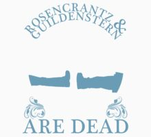 Rosencrantz & Guildenstern Are Dead by jeffjohnson43