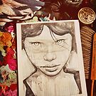 Painting Study: Pele by Michael  Shapcott