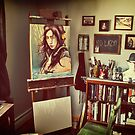 Artist&#x27;s Studio 2011 by Michael  Shapcott