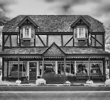 Miss Marple's Tea Room - Front by lightsmith