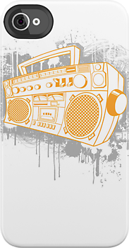 Ghetto Blaster by trev4000