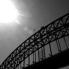 Sydney Harbour Bridge by Andrejs Jaudzems