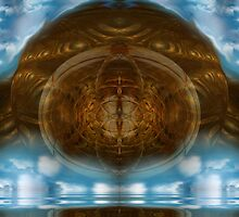Artificial Perception by Craig Hitchens - Spiritual Digital Art